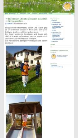 Vorschau der mobilen Webseite www.dreikaesehoch-dieburg.de, Dreikäsehoch e.V.