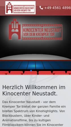 Apollo Kino Center Inhaber Hermann Engbrink Kultur Ibbenbüren