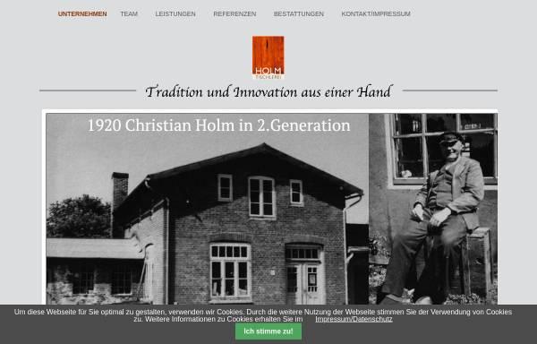 Tischlerei Rendsburg tischlerei holm nindorf städte und gemeinden tischlerei holm de