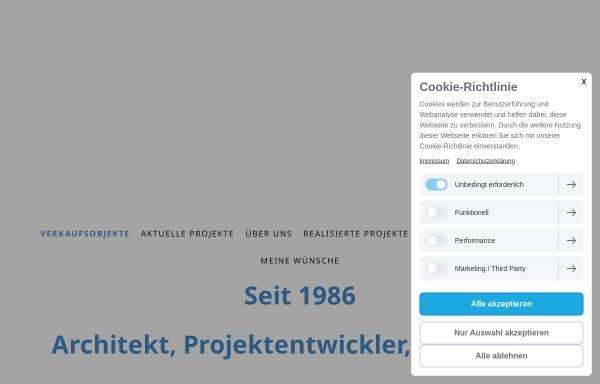 Vorschau von www.foehr-archidee.de, Archidee Immobilien GmbH