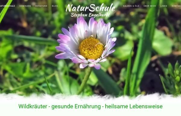 Vorschau von www.naturschule.net, NaturSchule Stephan Engelhardt