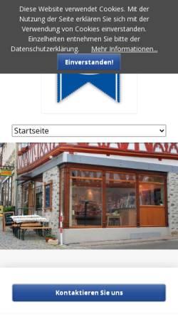 Vorschau der mobilen Webseite www.metzgerei-schuetz.de, Metzgerei & Partyservice Martin Schütz