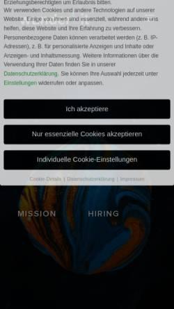 Vorschau der mobilen Webseite www.wunderbit.de, Wunderbit