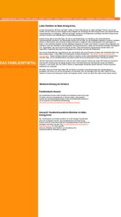 Vorschau der mobilen Webseite www.mitkindundkegel.de, Mit Kind und Kegel