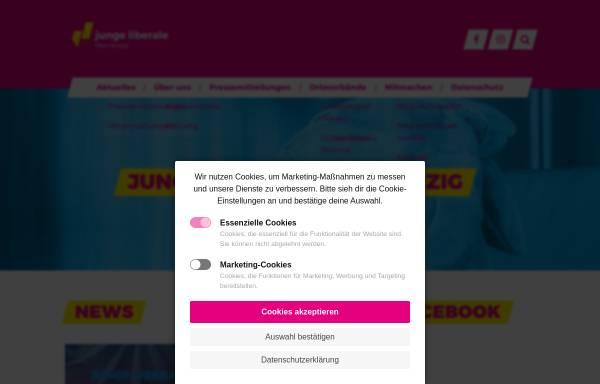 Vorschau von main-kinzig.junge-liberale.de, JuLis - Junge Liberale Kreisverband Main-Kinzig