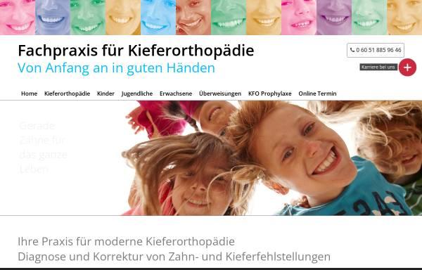 Vorschau von www.gelnhausen-kieferorthopaedie.com, Fachpraxis für Kieferorthopädie