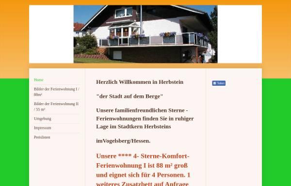 Vorschau von www.ferienwohnungrobertschad.de, Ferienwohnung Robert Schad