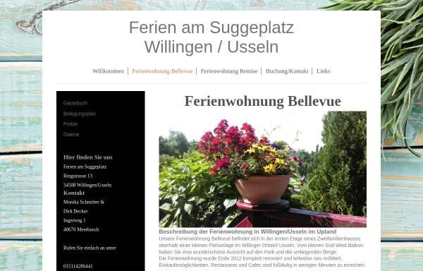 Vorschau von www.ferien-am-suggeplatz.de, Ferienhaus am Suggeplatz