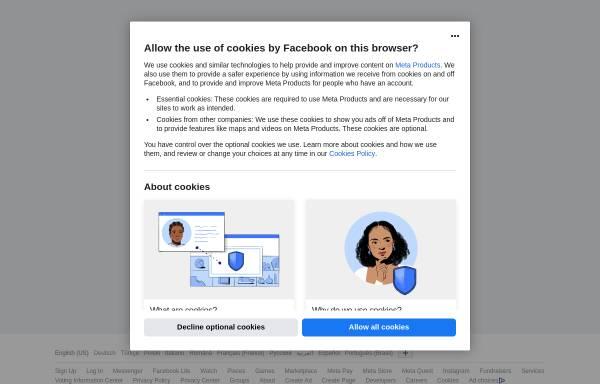 Vorschau von www.facebook.com, Handballhessen.de