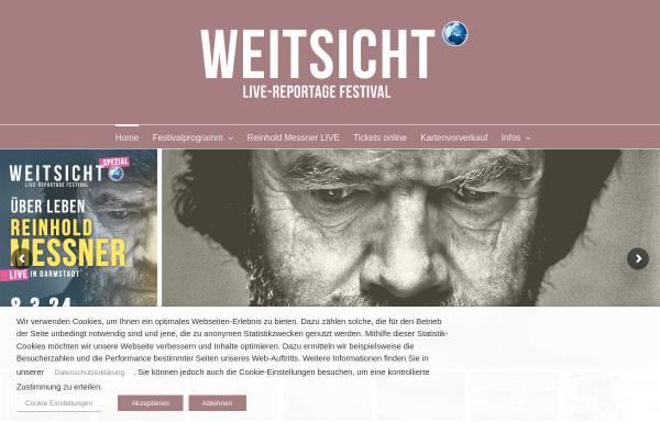 Vorschau von www.weitsicht-darmstadt.de, Weitsicht Festival