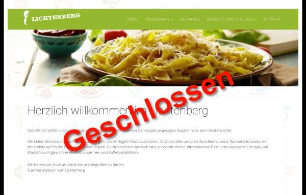 Vorschau von www.lichtenberg-darmstadt.de, Lichtenberg