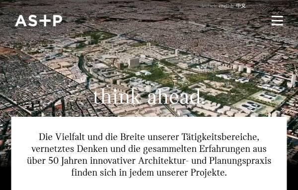 Vorschau von www.as-p.de, AS&P - Albert Speer & Partner GmbH