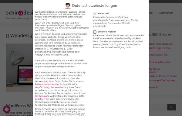 Vorschau von schira-design.de, Schira-Design