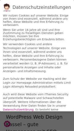 Vorschau der mobilen Webseite schira-design.de, Schira-Design