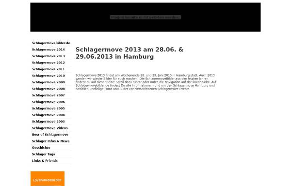 Vorschau von www.schlagermovebilder.de, Schlagermovebilder