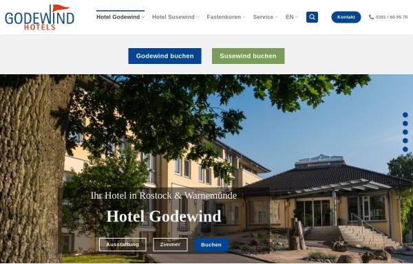 Vorschau von www.hotel-godewind.de, Hotel Godewind