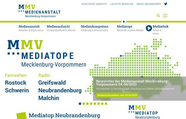 Vorschau von www.nb-radiotreff.de, NB-Radiotreff 88,0