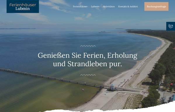 Vorschau von www.lubmin-urlaub.de, Ferienhaus Fleischer