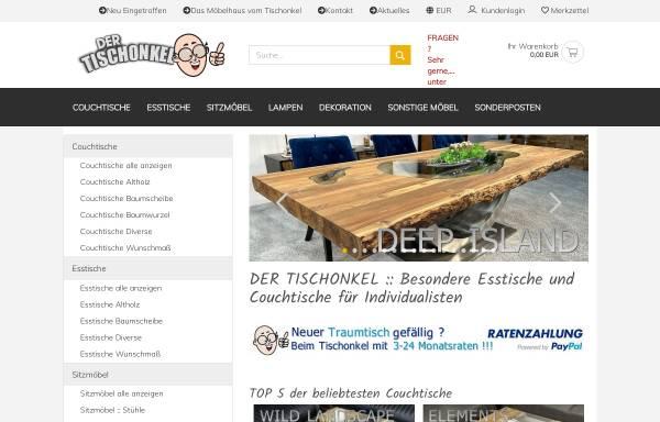 Vorschau von www.tischonkel.de, Gerken Naturstein & Wohndesign