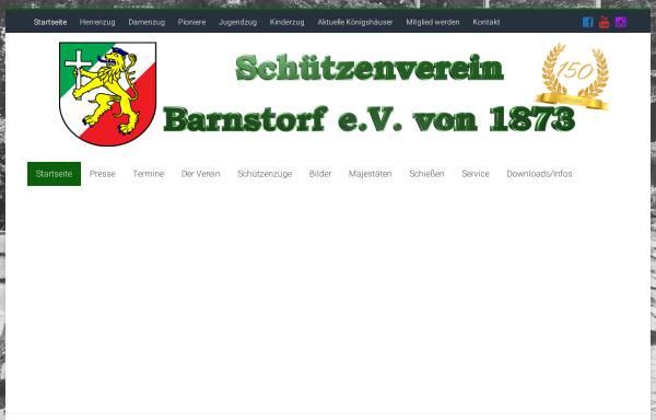 Vorschau von www.schuetzenverein-barnstorf.de, Schützenverein Barnstorf e.V. von 1873