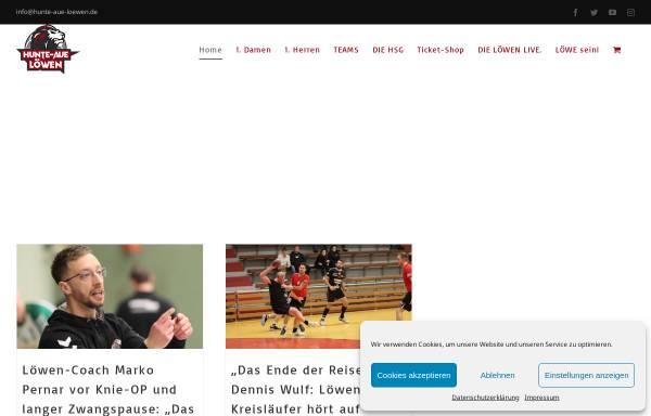 Vorschau von www.hsg-barnstorf-diepholz.de, HSG Barnstorf-Diepholz