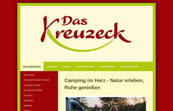 Vorschau von www.camping-harz.com, Das Kreuzeck