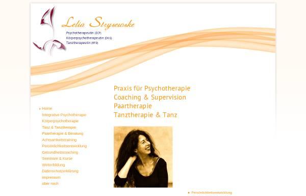 Vorschau von www.strysewske.de, Lelia Strysewske