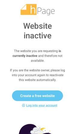 Vorschau der mobilen Webseite horsecoach.npage.de, Marion Wesse