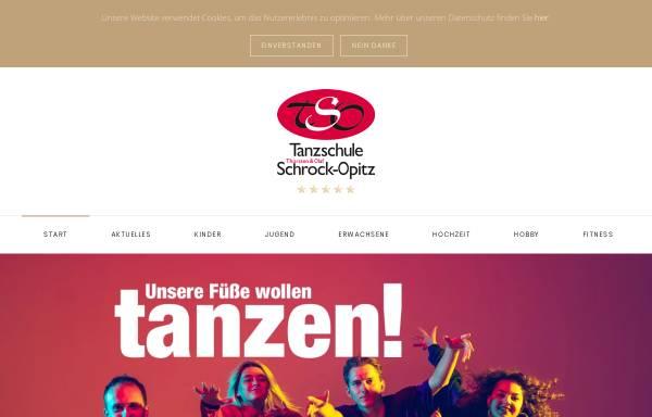 Vorschau von www.schrock-opitz.de, Tanzschule Thorsten & Olaf Schrock-Opitz