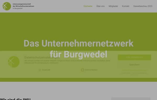 Vorschau von www.iwu-wettmar.de, Wettmar.de - Interessengemeinschaft Wettmar.de e.V.