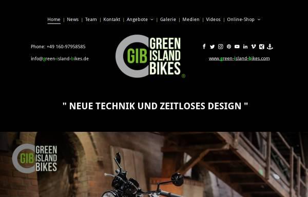 Vorschau von www.green-island-bikes.de, Green Island Bikes