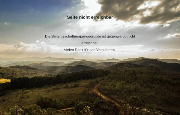 Vorschau von www.psychotherapie-georgi.de, Karsten Georgi