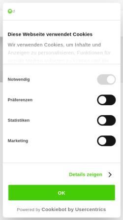 Vorschau der mobilen Webseite zahnarzthannover.dental, Zahnarzt Hannover Dental