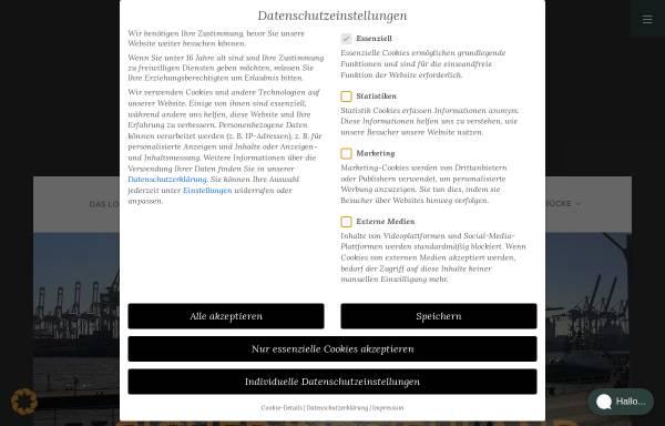 Vorschau von www.geruweb.de, Geruweb, Gerald Rusche