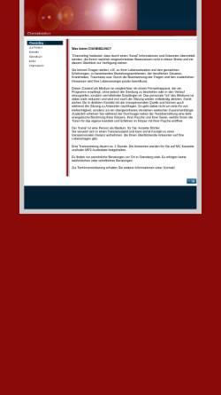 Vorschau der mobilen Webseite www.channelmedium.de, Annette Dilcher
