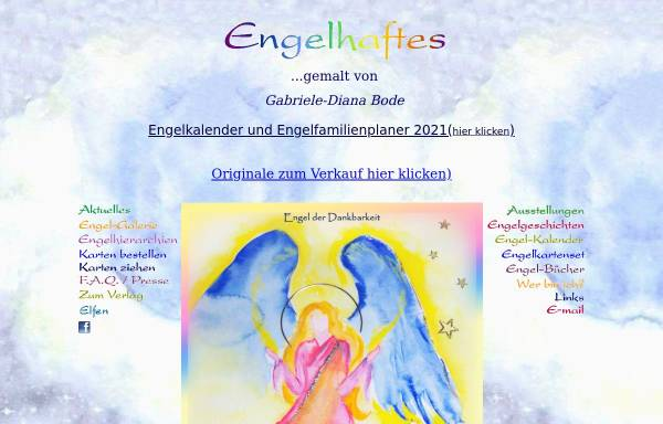 Vorschau von www.engelhaftes.de, Engelhaftes