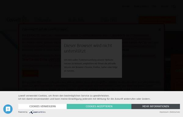 Vorschau von www.tesch-gruppe.com, Tesch Inkasso GmbH