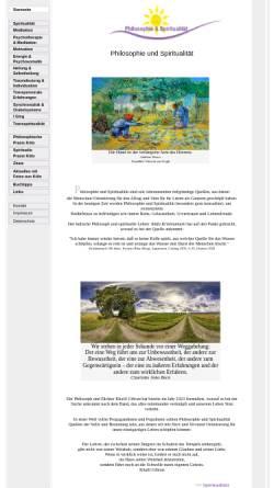 Vorschau der mobilen Webseite www.psp-tao.de, Andreas Tenzer - Philosophische und Spirituelle Praxis