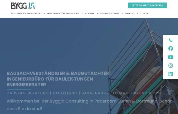 Vorschau von www.gebaeudediagnostik-info.de, Gebäudediagnostik Udo Kaiser