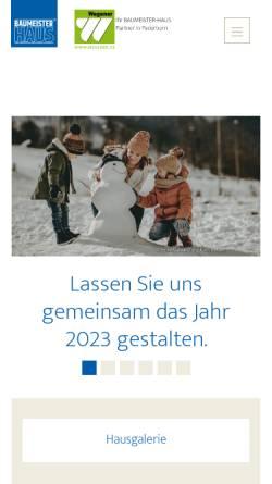 Wegener Massivhaus Gmbh In Paderborn Bauunternehmen