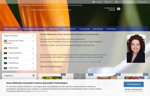 Vorschau von www.lydia-wentzel.de, Der Dialog - Lydia Wentzel