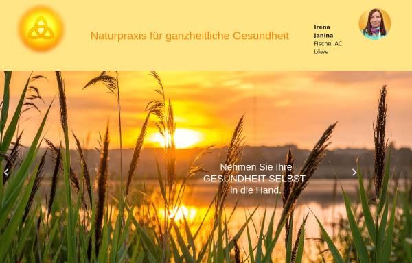 Vorschau von www.naturpraxis-starosta.de, Irena Starosta