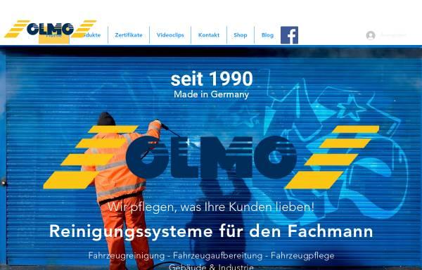 Vorschau von www.olmo.de, OLMO Reinigungstechnik GmbH