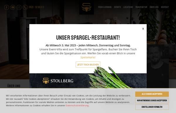 Vorschau von www.stollberg-catering.de, Stollberg Ochsenbraterei & Catering
