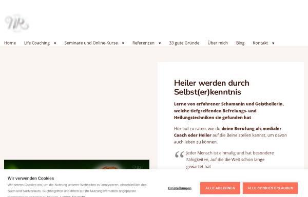 Vorschau von www.lichtkreis-online.de, Nicole Susann Ranke
