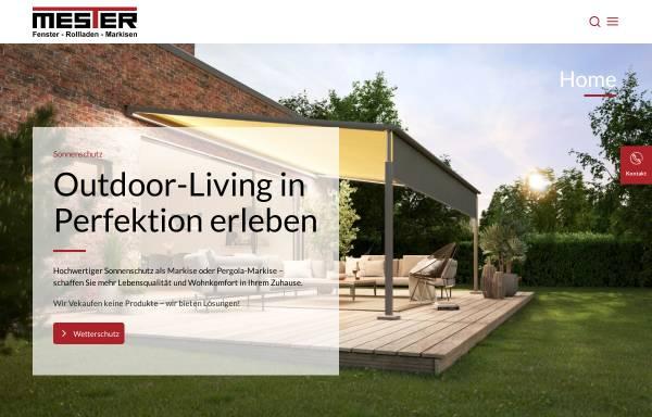 Vorschau von mester.de, Mester Fenster-Rollladen-Markisen