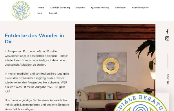 Vorschau von www.intuitiv-coaching.de, Sabine Spars Intuitiv-Coaching für Mensch und Unternehmen