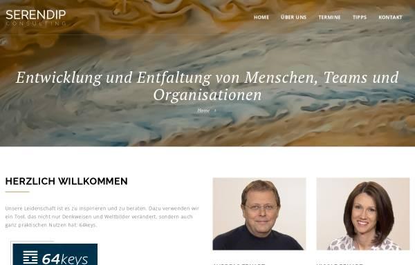Vorschau von www.serendip.at, Serendip Consulting Andreas Ebhart GmbH