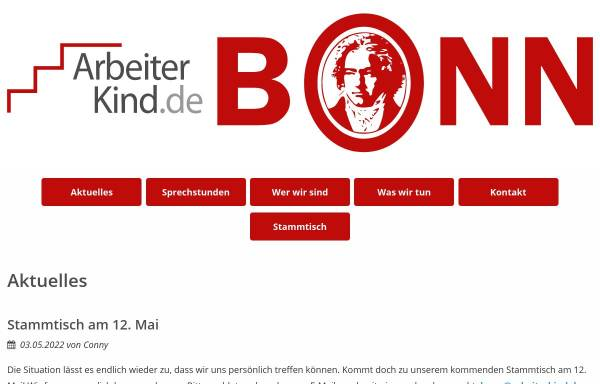 Vorschau von arbeiterkind-bonn.de, ArbeiterKind-Bonn.de