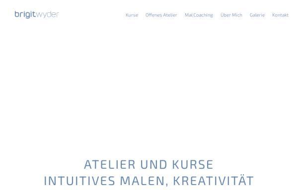 Vorschau von www.wyder-hoesli.ch, Spirituelle Lebensberatung
